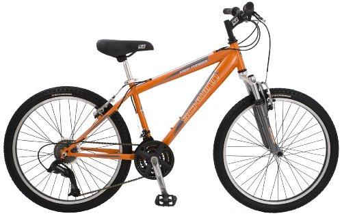 Schwinn High Timber Boy's Dual Suspension Mountain Bike (24-Inch Wheels)