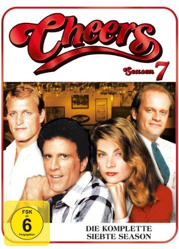 Cheers - Die komlette siebte Season [3 DVDs]