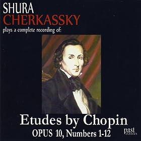 Etude Op. 10, No. 8 in F Major
