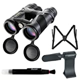 Vanguard Spirit XF 10x42 Binocular with Harness + Tripod Adaptor + Lens Pen + Accessory Kit