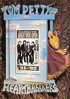 Tom Petty & the Heartbreakers Great Wide Open 91-92 Tour Program