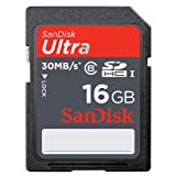 """SanDisk Ultra SDHC 16GB Class 4 Speicherkartevon """"SanDisk"""""""