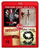 Torture Porn 4er Pack – Uncut [Blu-ray]