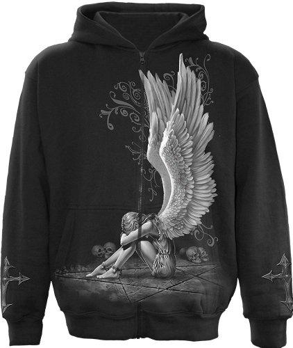 Spiral Enslaved Angel Felpa jogging nero M