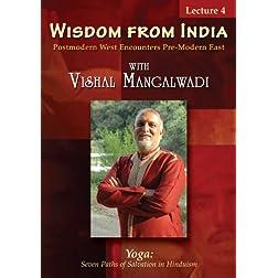 Wisdom from India #4: Yoga