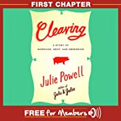 Cleaving: Advance First Chapter | [Julie Powell]