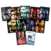 The X-Files: The Complete Series + Movies