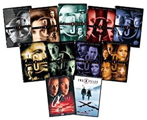 X-Files: The Complete TV Series and Movie Collection