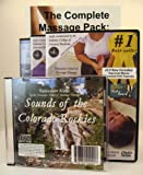 Massage Therapy Professionals' Pack: 3 DVD & Workbook Pack plus bonus Relaxation Sounds CD Basic Massage, Massage for Professionals, So You Want ... CD--interactive menus, advanced features