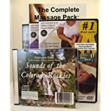 Massage Therapy Professionals' Pack: 3 DVD & Workbook Pack plus bonus Relaxation Sounds CD Basic Massage, Massage for Professionals, So You Want ... CD--interactive menus, advanced features ~ Ricahard Isshi