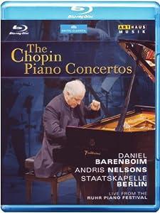 Chopin Piano Concertos [Blu-ray] [Import]