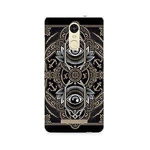 Mobicture Graphic Premium Printed Case For Xiaomi Redmi Note 3