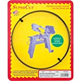 SuperCut 50116 64 1/2-Inch by 1/2-Inch by 0.020 by 20-24 T.P.I. Premium Bimetal Bandsaw Blade Recommended for Cutting Mild Steel or Stainless Steel (Tamaño: S)