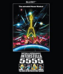 Daft Punk: Interstella 5555 [Blu-ray]