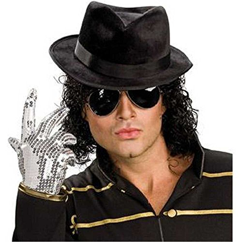 Michael Jackson Black Fedora Child Hat