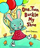 Jane Cabrera One, Two, Buckle My Shoe