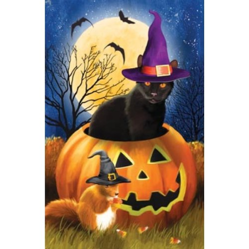 51GVqcYnGzL Cheap  Witching Time 1000pc Jigsaw Puzzle by Tom Wood