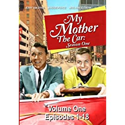 My Mother the Car: Season One - Volume One (Episodes 1 - 18) - Amazon.com Exclusive