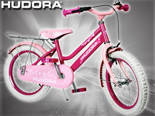 hudora fahrrad kinderfahrrad rs 16 16 zoll neu ovp. Black Bedroom Furniture Sets. Home Design Ideas