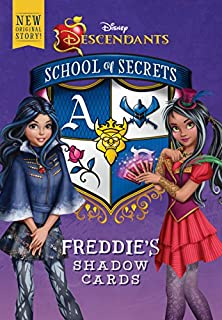 Book Cover: School of Secrets: Freddie's Shadow Cards