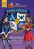 img - for School of Secrets: Freddie's Shadow Cards (Disney Descendants) book / textbook / text book