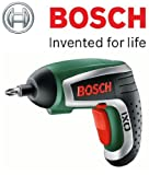Bosch Original IXO 4 Cordless Lithium-Ion Screwdriver (3.6V) (NAKED Version/Body Only) (Charger NOT included) (Bosch Pt No 3603J81000) c/w Cadbury Chocolate Bar