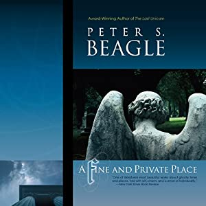 A Fine and Private Place Audiobook