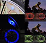 Promithi LED Bicycle Spoke Wheel Safe...