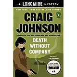 Death Without Company: A Walt Longmire Mystery (Walt Longmire Mysteries Book 2) ~ Craig Johnson