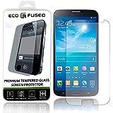 Protection d'Écran Premium en Verre Trempé pour Iphone 5, 5C, 5S - Vitre de Protection avec Revêtement Oléophobe Compatible avec iPhone 5, 5C, 5S - Anti-Empreinte et Anti-Rayures, Totale Clarté et Fonctionnalité Écran Tactile - 1 Chiffon de Nettoyage en Micro-Fibre ECO-FUSED inclus (iPhone 5 (5C /5S), paquet de 1)