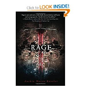 Rage (Horsemen of the Apocalypse, Book 2)
