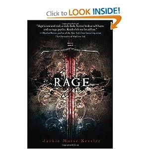 Rage (Horsemen of the Apocalypse, Book 2)