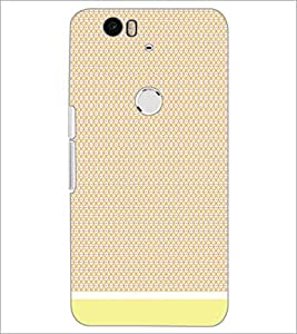 PrintDhaba Pattern D-1522 Back Case Cover for HUAWEI NEXUS 6P (Multi-Coloured)