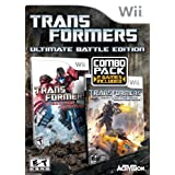 Transformers Ultimate Battle Edition  Wii