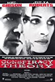 CONSPIRACY THEORY (Video) Poster ( Patrick Stewart, Julia Roberts - ORIGINAL POSTER 69 x 104cm approx