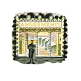 Amusement Arcade, by Eric Ravilious (V&A Custom Print)