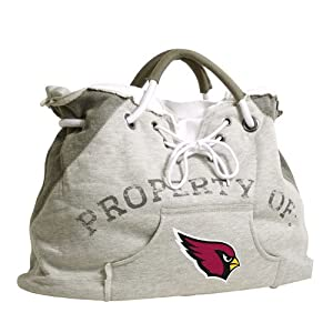 Arizona Cardinals Hoodie Tote Bag by Little Earth