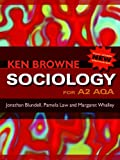 Sociology for A2 AQA (074564189X) by Blundell