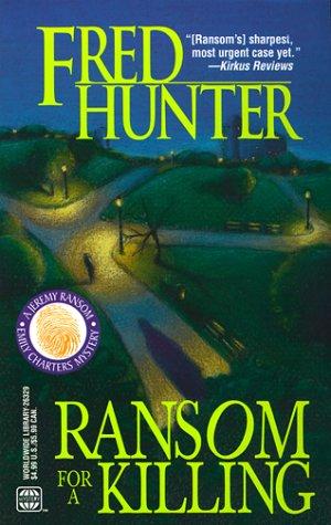 Ransom For A Killing (Worldwide Library Mysteries), Ryan Ann Hunter
