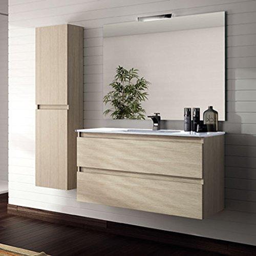Muebles Baño Sin Espejo: Bathkitchens mueble de baño lavabo y ...