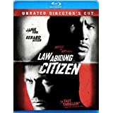 Law Abiding Citizen (Unrated Director's Cut) [Blu-ray] ~ Jamie Foxx