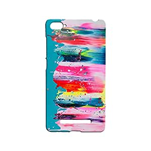 Bluedio Designer Printed Back Case / Back Cover for Xiaomi Mi4i (Multicolour)