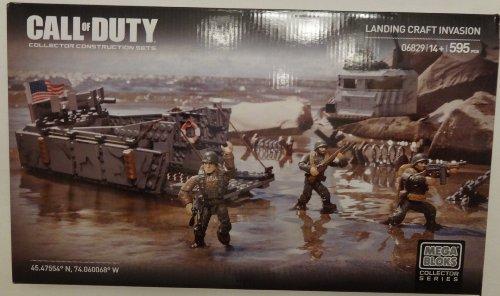 Mega Bloks Call of Duty Landing Craft Invasion
