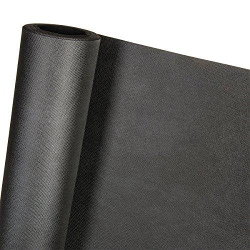 150g/m² Unkrautvlies in 2m Breite Unkrautschutzvlies als Rindenmulch Kiesunterlage (Meterware)