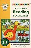 echange, troc  - My Second Reading Flashcards