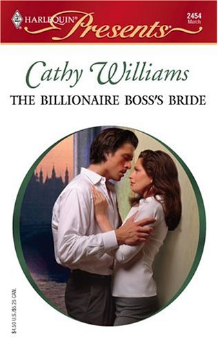 Image for The Billionaire Boss's Bride (Harlequin Presents)