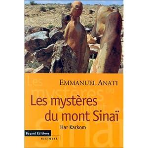 Le veritable mont Sinai redécouvert? 51GW7MWQVAL._SL500_AA300_