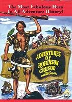 Adventures of Robinson Crusoe [Import anglais]
