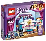 LEGO Friends - Rehearsal Stage - 41004 41004 (Stephanie has everything she needs to prepare for the big show where she'll shine like a star! Practice her ballet dancing in the big mirror with a balance bar... )