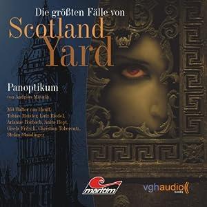 Panoptikum (Die größten Fälle von Scotland Yard) Hörspiel